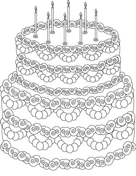 Verjaardagstaart Kleurplaat Printen by Kleurplaat Verjaardagstaart Onderdelen Voor Auto