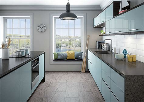 galley kitchen with island layout the 5 most popular kitchen layouts home dreamy