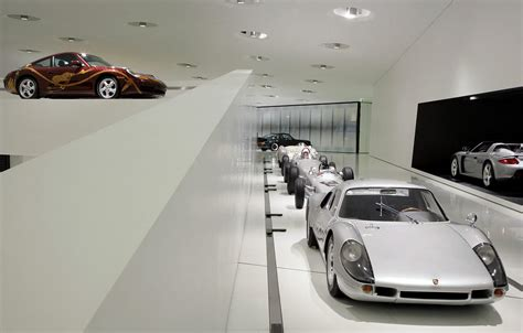 delugan meissl porsche museum the porsche museum by delugan meissl design father