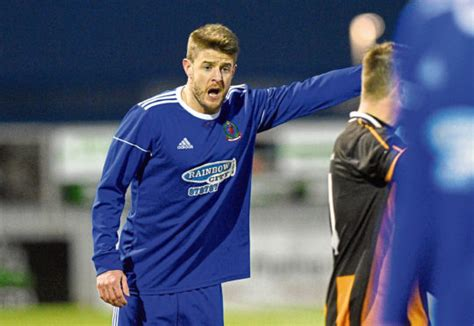 Formartine's Anderson hails new man Kelly - Evening Express