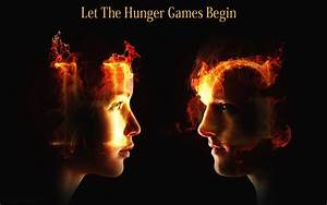 The Hunger Games Wallpaper- Katniss and Peeta - The Hunger ...