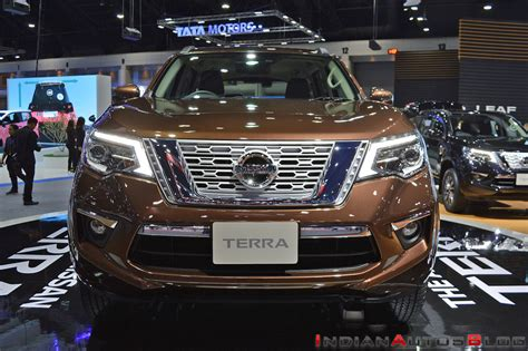 Nissan Terra Backgrounds by Nissan Terra At The 2018 Thai Motor Expo Live