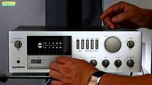 Amplificador Gradiente Model 366 Super A -  03