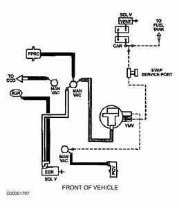 Solved  I Need A Vacuum Diagram For A 2003 Ford Explorer