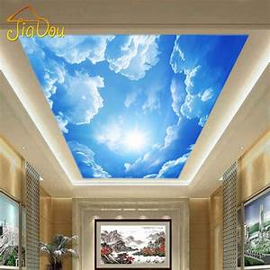 Online Buy Wholesale ceiling murals wallpaper from China ...