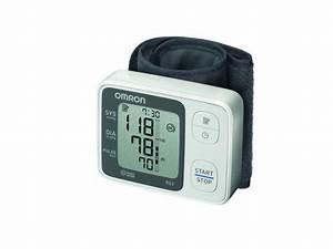 Omron Rs3 Wrist Bp Monitor Hem-6130-e