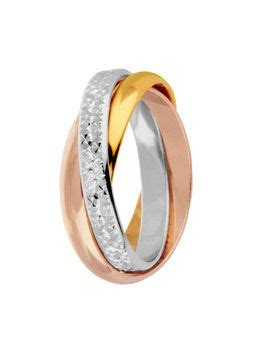 brides 18ct 3 colour gold russian wedding ring wedding rings russian wedding ring designs