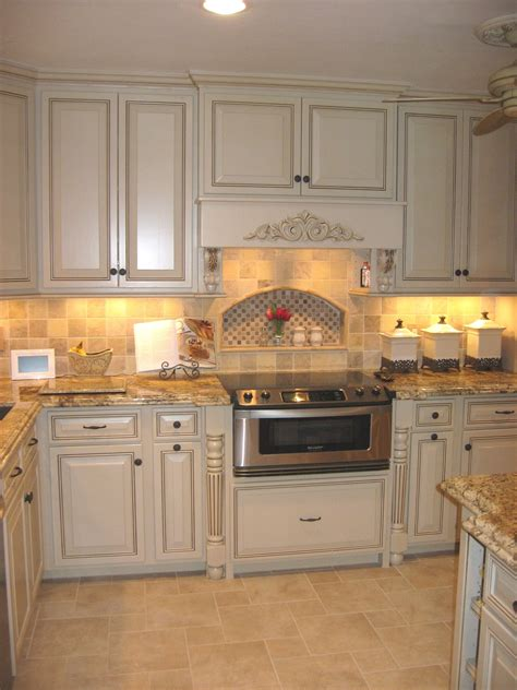 Where To Buy Kitchen Backsplash Tile by Kitchen Remodel With Custom Built Cabinets Granite