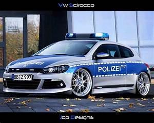 German Police Cars