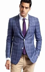 Mens Light Blue Sport Coat The New Midsummer Blue Glen Plaid Jacket Featuring A