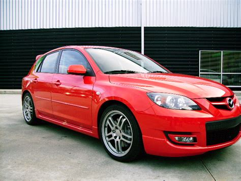 Mazdaspeed 3 Accessories 2007