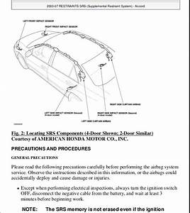 2005 Honda Accord Service Repair Manual