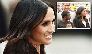 Meghan Markle news: WATCH Prince Harry helps her after boy ...