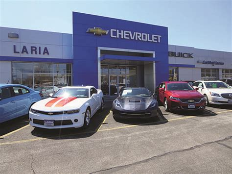 laria chevrolet buick car dealership in rittman oh 44270