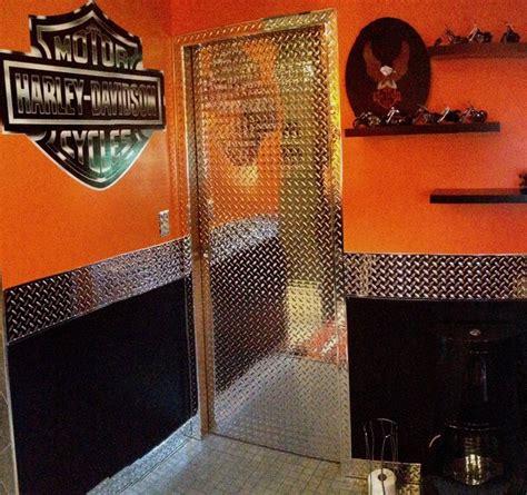 harley davidson bathroom bell transitional  metro  lowes  lewistown pa