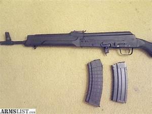 ARMSLIST - For Sale: Saiga 223/5.56 Rifle