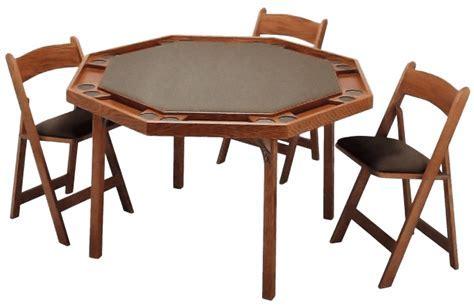 Maple Folding Card Table #83   Peters Billiards