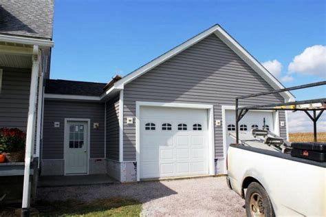 Attached Garage Additions Ideas