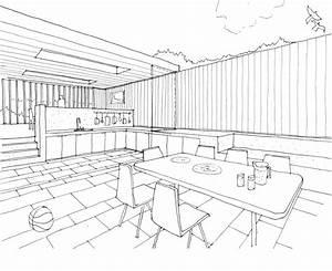 salle a manger 15 batiments et architecture With dessin salle a manger