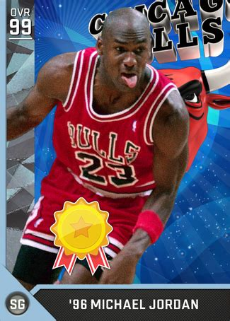 michael jordan  nba  myteam diamond card