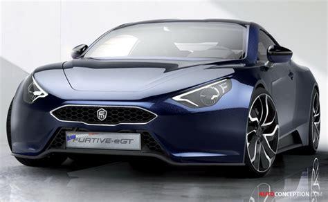 Paris Motor Show: Exagon Unveils Electric Grand Tourer ...