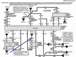 1998 Ford Escort 2 0  Trouble Codes Po135 P1451