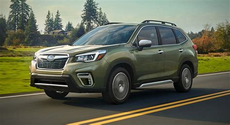 subaru forester  philippines price specs official