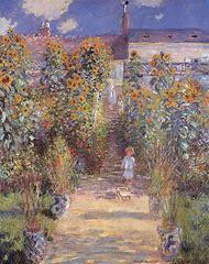 Claude Monet Famous Paintings