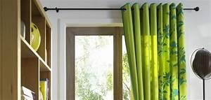 Poser Des Rideaux : comment poser une barre rideaux castorama ~ Nature-et-papiers.com Idées de Décoration