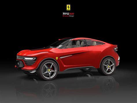 secretive italian automaker suvs ferrari fx