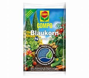 Dünger Für Gemüse : compo blaukorn novatec f r blumen gem se dehner garten center ~ Frokenaadalensverden.com Haus und Dekorationen