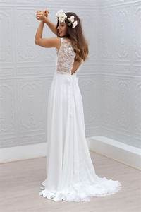 60 romantic and airy flowy wedding dresses happyweddcom With flowy wedding dresses