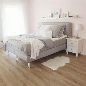 Nachttisch Boxspringbett Ikea : wir bauen ein haus schlafzimmer boxspringbett bedrooms room and interiors ~ Orissabook.com Haus und Dekorationen