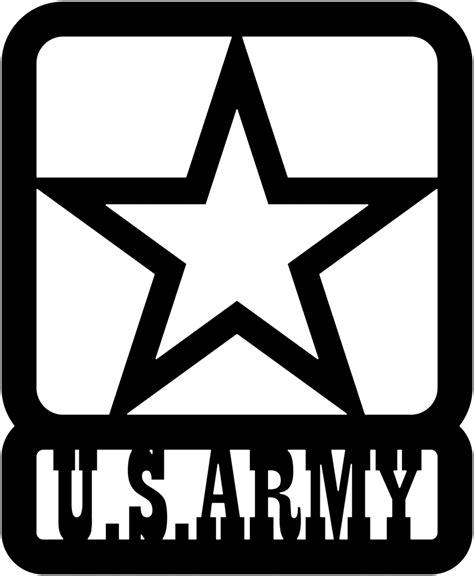 army star dxf file plasma cutter art army  army