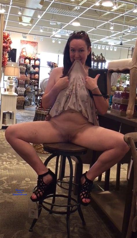 Wife Flashing In Public August 2018 Voyeur Web