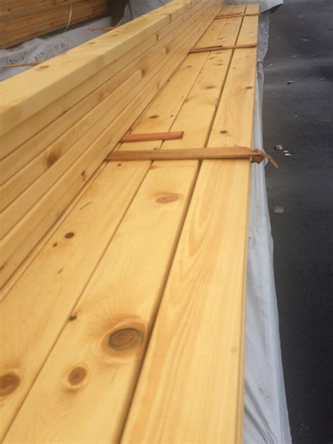 Treated Lumber For Decks