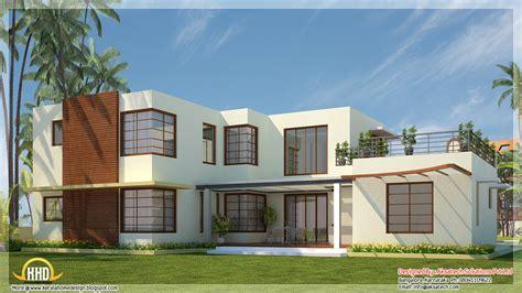 contemporary house plan beautiful contemporary home designs kerala home design