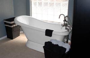 baths  distinction clawfoot tubs  freestanding bathtubs