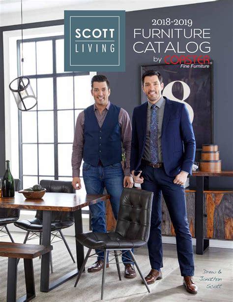 scott living catalog  coaster  coaster company