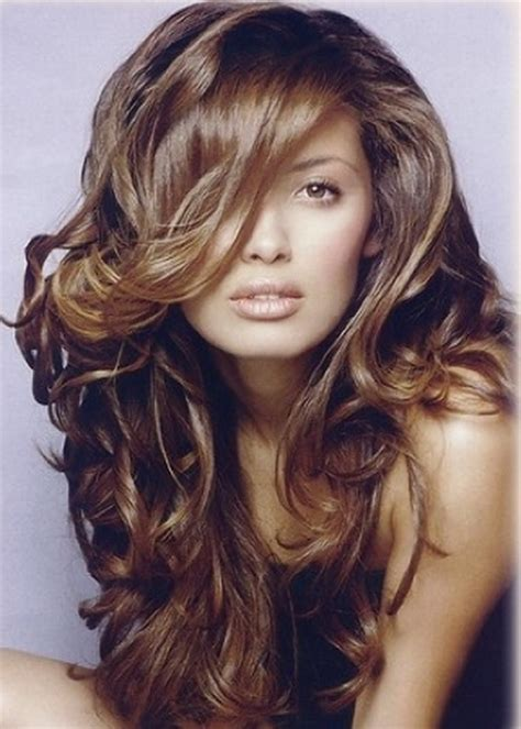 different hairstyles for girls with long hair