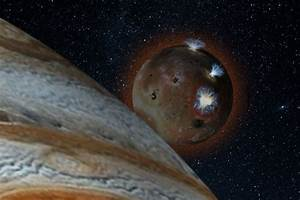 Jupiter U2019s Moon Io Loses Its Atmosphere When Eclipsed