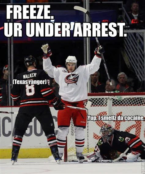 Funny Hockey Memes - 69 best funny hockey pics images on pinterest ice hockey