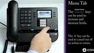 Alcatel-lucent 8028    8029 Premium Deskphone On Oxe