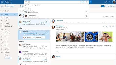 Office 365 Outlook Folders by Office 365 Lanceert Nieuwe Outlook Webclient Met