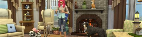 sims  cats dogs review sims