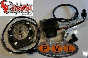 Pvl Racing Analog Ignition System Penton Motorcycle