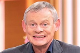Martin Clunes sports a beard in first look images from his ...
