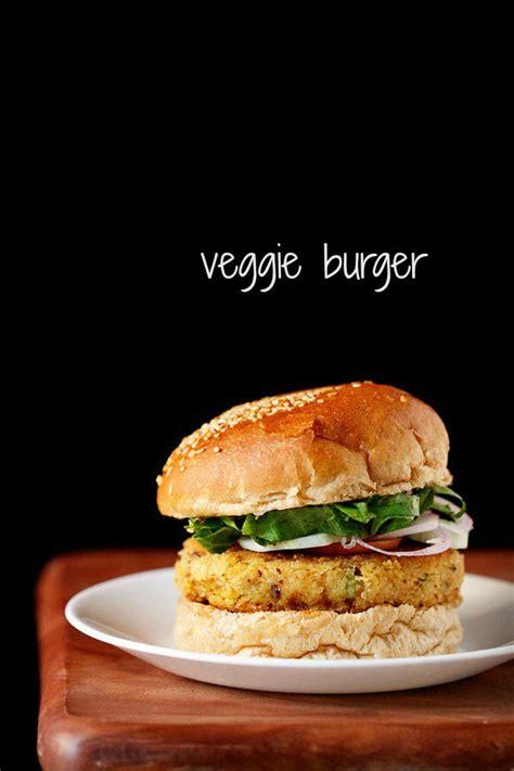 garden burger recipe veg burger recipe how to make veg burger recipe veggie