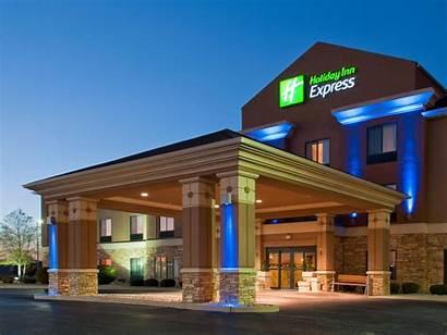 Inn Holiday Express Indiana Gas Muncie Hotels