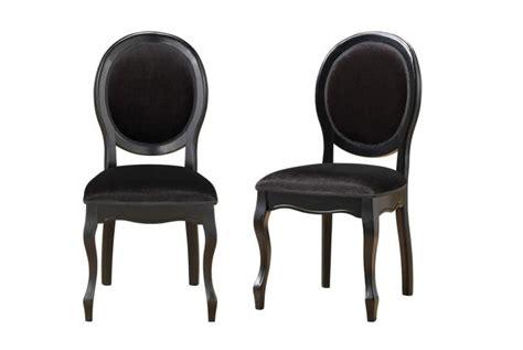chaise capitonne pas cher chaise baroque pas cher